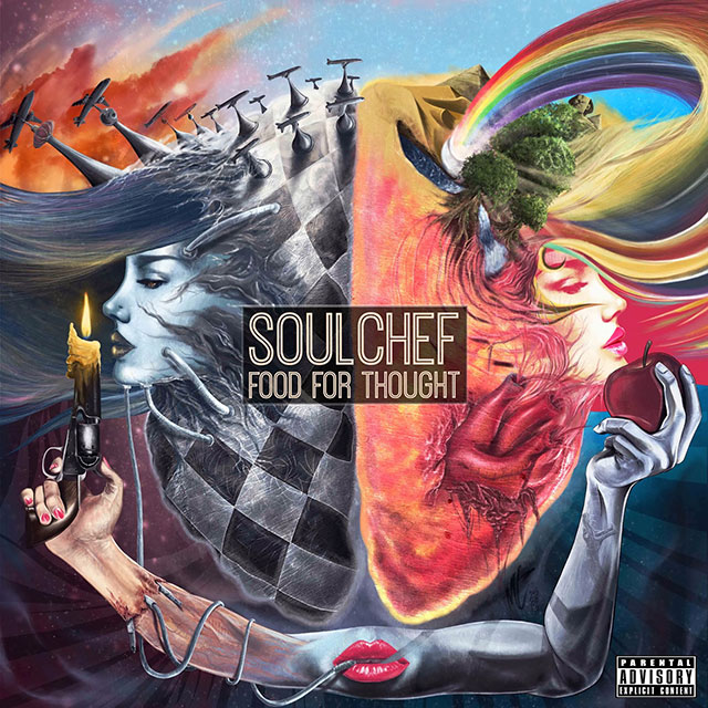 SoulChef, Cheers (Feat. Awon)