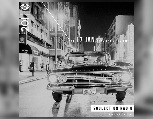 Soulection #201, The People's Choice