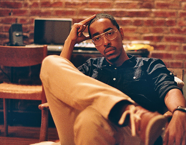 Oddisee, The Carter Barron