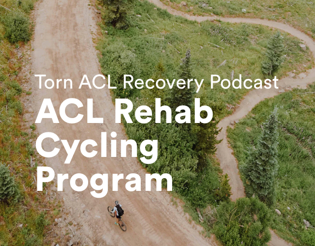 ACL Rehab Cycling Program